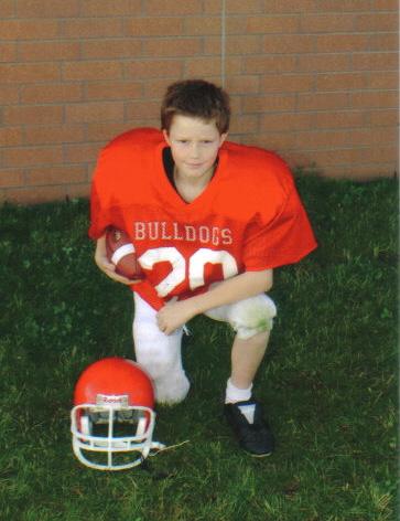 Ethan football
