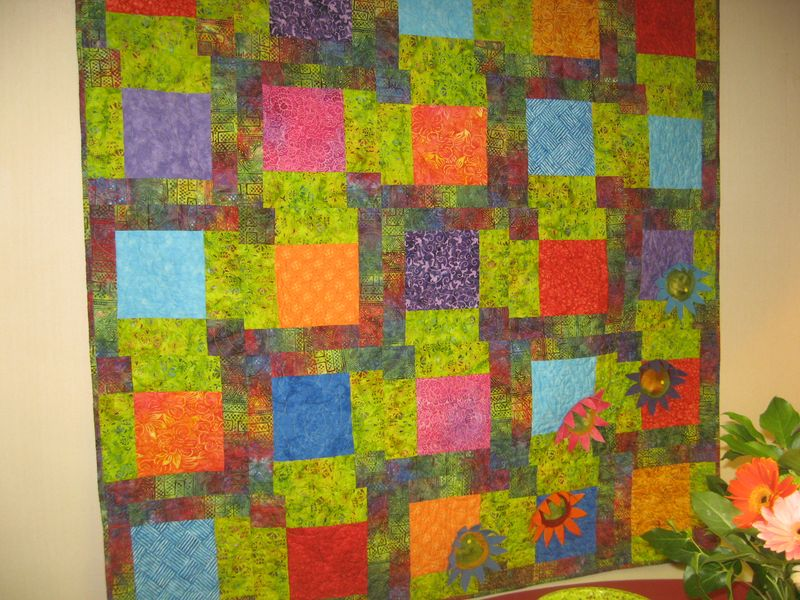 Heidi's quilt retreat 004