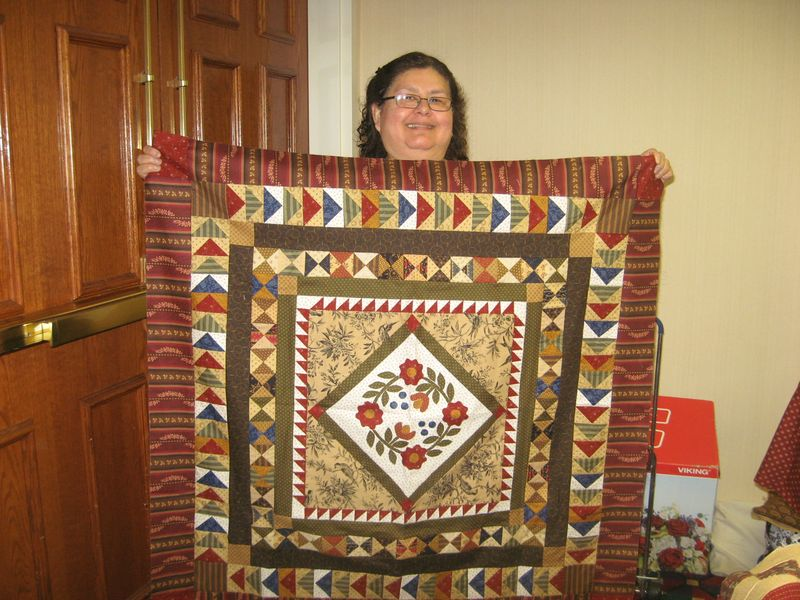 Heidi's quilt retreat 010